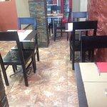 Sala do Restaurante