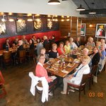 23 ladies great food,great fun.