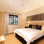 Bush Cottage - master bedroom