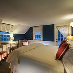 Luxury Room with Queen bed in our Main Inn