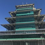 Pagoda at the Indy 500