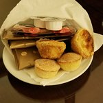 """What happens in this hotel if you ask if you can have """"more coffee packets for the room""""!"""