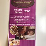 Photo of Thai Massage Benidorm