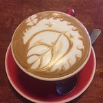 One of the best coffees in Apia