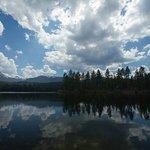 Billede af Manzanita Lake