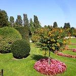 Jardins do Parque do Palácio de Schonbrunn