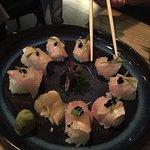 kingfish sushi
