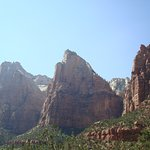 Court of the Patriarchs, Zion