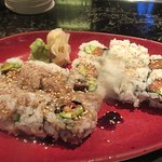 Sushi Rolls, Ondori Asian Kitchen, New Orleans Casino, Las Vegas, NV