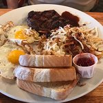 The Cattleman's Breakfast
