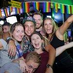 Mardi Gras pub crawl