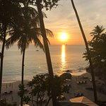 Sunset from Amanpuri Bar