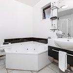 Bathroom in 2 bedroom apartment