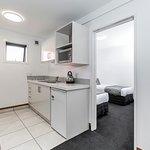 Kitchen in 2 bedroom apartment