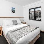 Main bedroom in 2 bedroom apartment