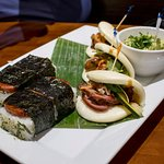 Steam Buns and Musubi