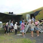 Caribou plane at the Evans Head Memorial Aviaiton Museum.