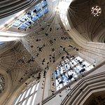 Bath Abbey -  inside