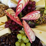 Cheese Plate @ Friday and Saturday Buffet
