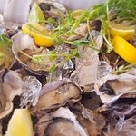 Oysters @ Friday and Saturday Buffet