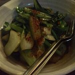 Asian Greens in Oyster Sauce
