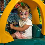 Face painting is always available for our little guests