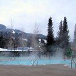 Pools exterior