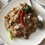 Sisig spicy