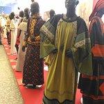 Это не африканская мода, Это костюмы народов России