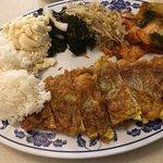 Meat Jhun plate