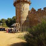 construction du chateau