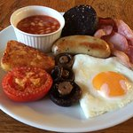 Full Monty English Breakfast