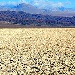 Lakes of Salt, Atacama Desert: These are the vast salt flats of Chile.