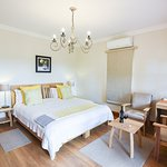 Our standard rooms are comfortabily furnished.