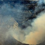 Masaya Volcano site