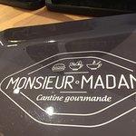 Photo de Monsieur Madame Cantine Gourmande