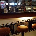 Great cafe bar.