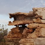 Stunning rock formation everywhere