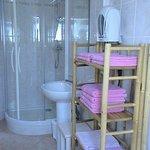 salle d eau chambres les hirondelles