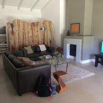One-Bedroom Suite, Living room