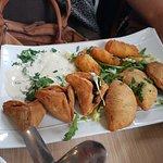 Bouchés frites et falafels (disparus ^^)