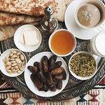 Petit déjeuner - Msemen et accompagnement personnalisé
