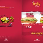 Fry&Fly - FREE DELIVERY