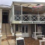 Foto de Boulders Beach Lodge and Restaurant