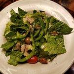 House Salad (sans mozzarella)