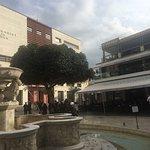 Morosini Fountain (Lion's Fountain) Foto