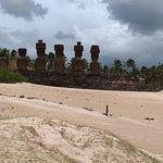Fotografia de Anakena Beach