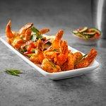 Spicy Shrimp - Seasonal App
