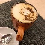 Cafe en Saint Honore