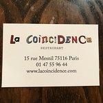 Foto de La Coincidence